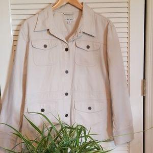 Cherokee Safari Style Jacket